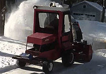 Snow Removal, Executive Properties, LLC